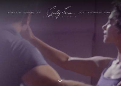 Cindy Tanas Actors Studio Website