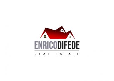 Enrico Difede Real Esate Logo