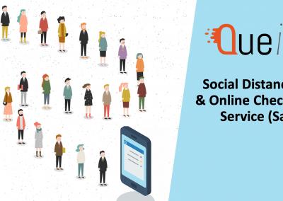 Queik Logo, Branding & Website